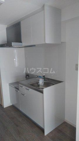 WAKASA OASIS(ワカサオアシス) 502号室のキッチン