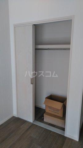 WAKASA OASIS(ワカサオアシス) 502号室の収納