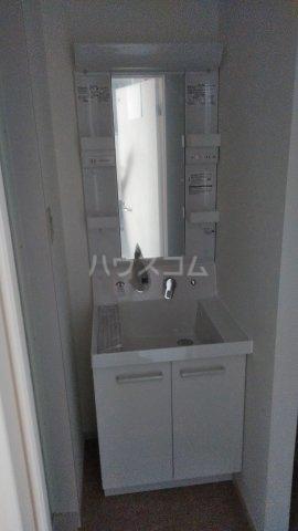 WAKASA OASIS(ワカサオアシス) 502号室の洗面所