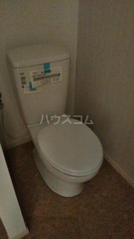 WAKASA OASIS(ワカサオアシス) 1002号室のトイレ