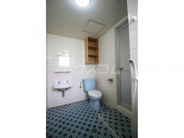 コーポ榮 B-1号室の風呂