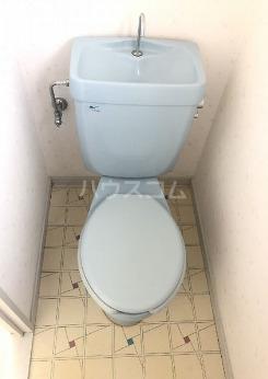 パールハイツ 4F号室のトイレ