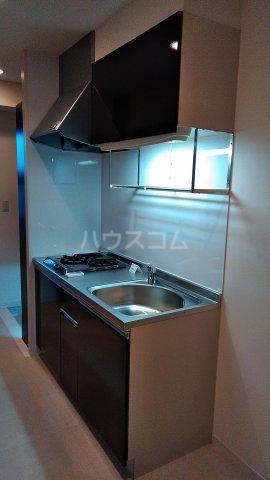 セゾンライト 403号室のキッチン