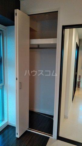 セゾンライト 403号室の収納