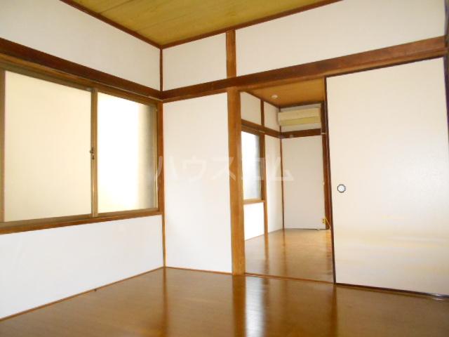 アローハウス 102号室の居室