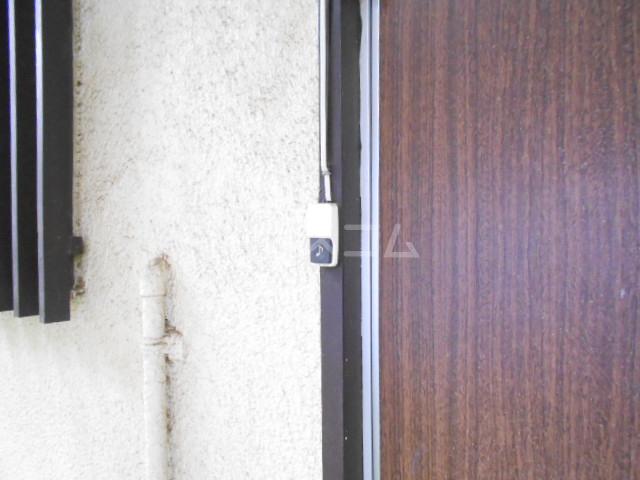アローハウス 102号室のセキュリティ