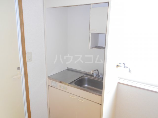 メゾン一刻 302号室のキッチン