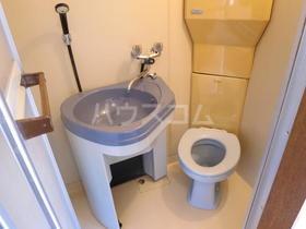 木村コーポ 103号室のトイレ