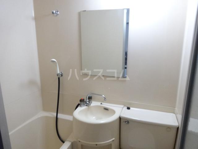 コーポ市瀬NO1 203号室の洗面所