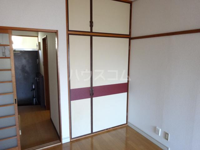 コーポ市瀬NO1 203号室の収納