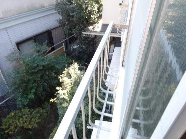 コーポ市瀬NO1 203号室のバルコニー