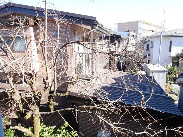 コーポ市瀬NO1 203号室の景色
