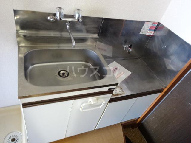 コーポ市瀬NO1 203号室のキッチン