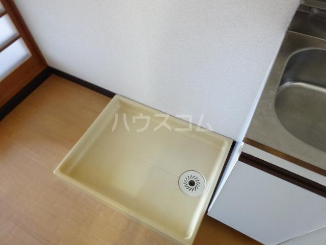 コーポ市瀬NO1 203号室の設備
