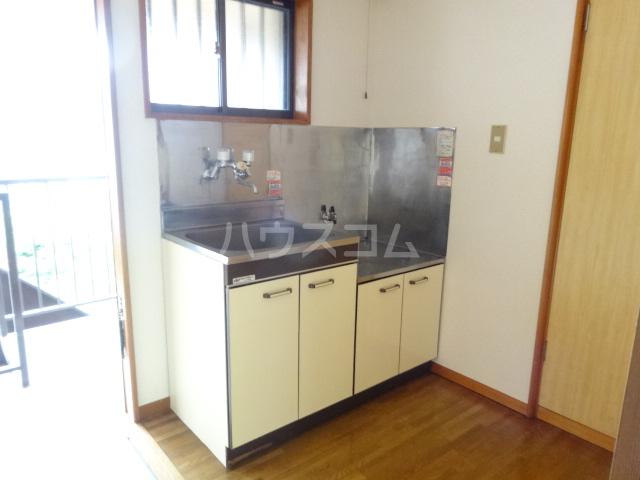 コーポ市瀬NO3 202号室のキッチン