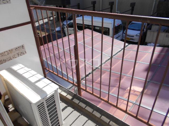 サンテラス 203号室のバルコニー