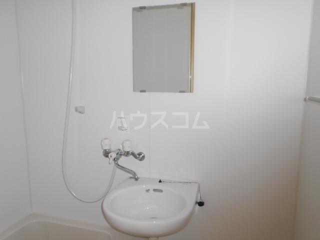グリーンユースコーポ 302号室の洗面所