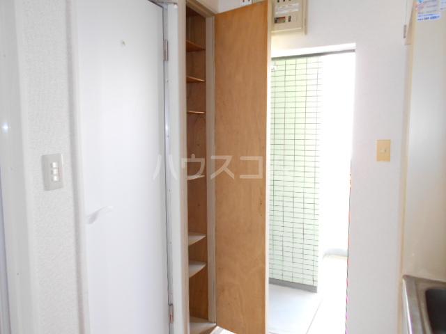 グリーンユースコーポ 302号室の収納
