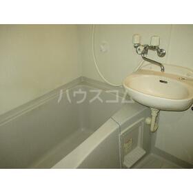 アルス東府中 202号室の風呂