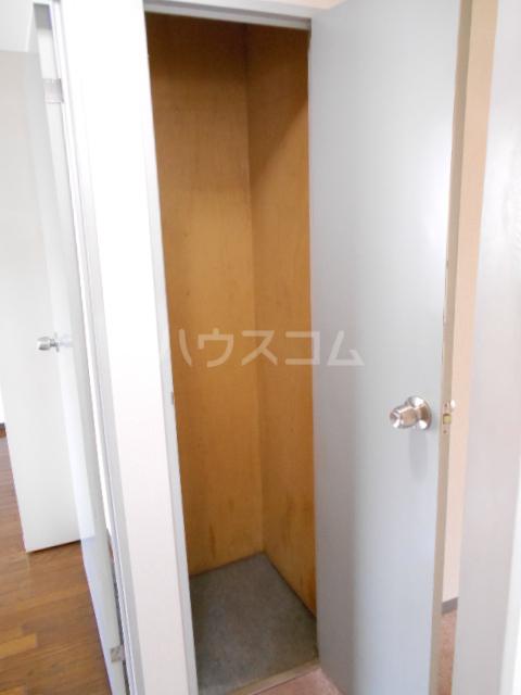 ベルテ桜 306号室の収納