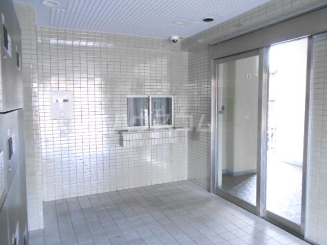 ベルテ桜 306号室のエントランス