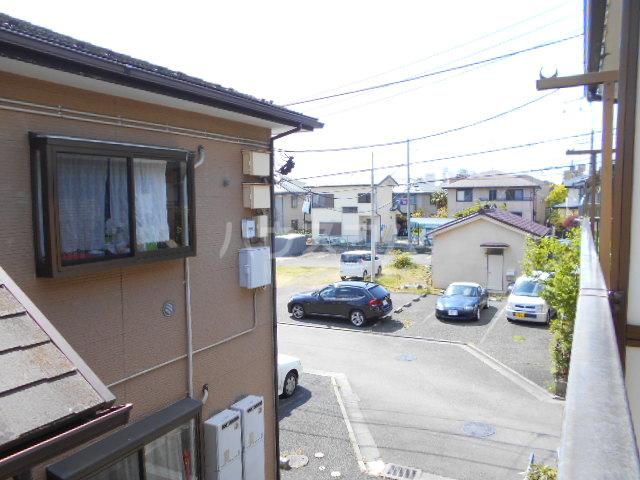 松村ハイツ 201号室の景色