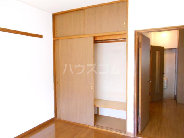 松村ハイツ 201号室の収納