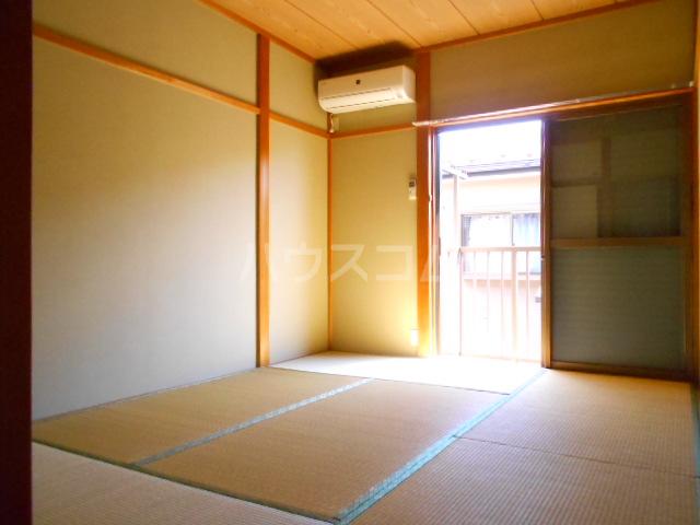 松村ハイツ 201号室の居室