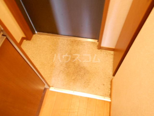 リリズマンション 303号室の玄関