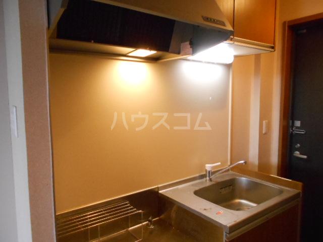 リリズマンション 303号室のキッチン