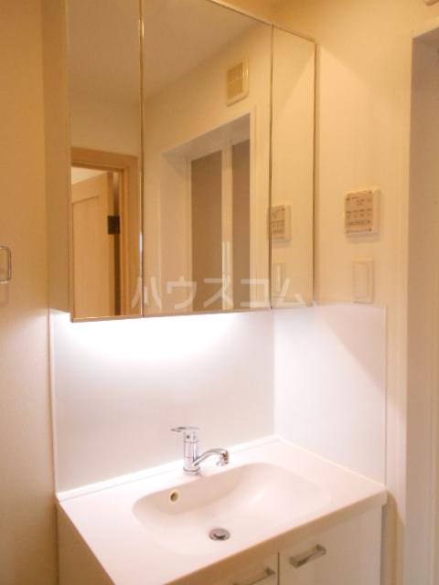 プリマ府中清水ヶ丘 204号室の洗面所