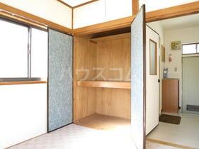 コーポしんまち 2-A号室の収納