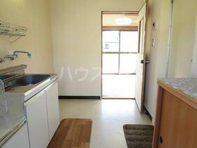 コーポしんまち 2-A号室のキッチン