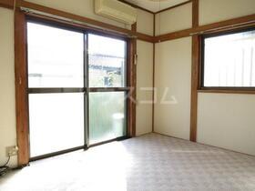 コーポしんまち 2-A号室の居室