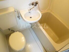 コーポしんまち 2-A号室の風呂