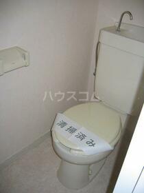 ウイングヒルズ 102号室のトイレ