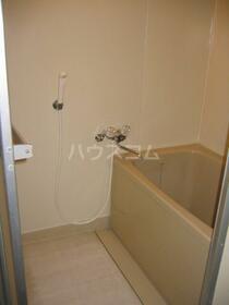 ウイングヒルズ 102号室の風呂