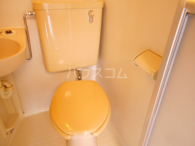 川口コーポ 301号室のトイレ