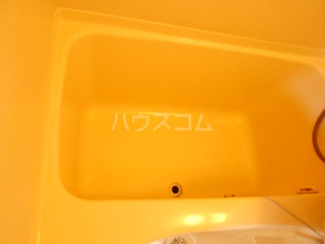 川口コーポ 301号室の風呂