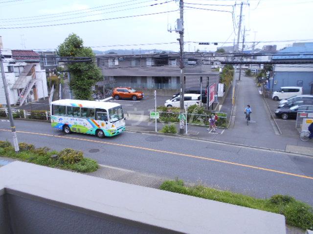 コーポ敬和 201号室の景色