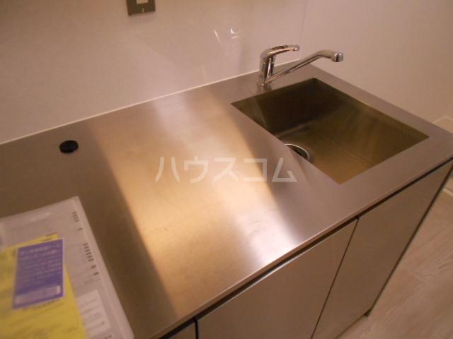 コーポ敬和 201号室のキッチン