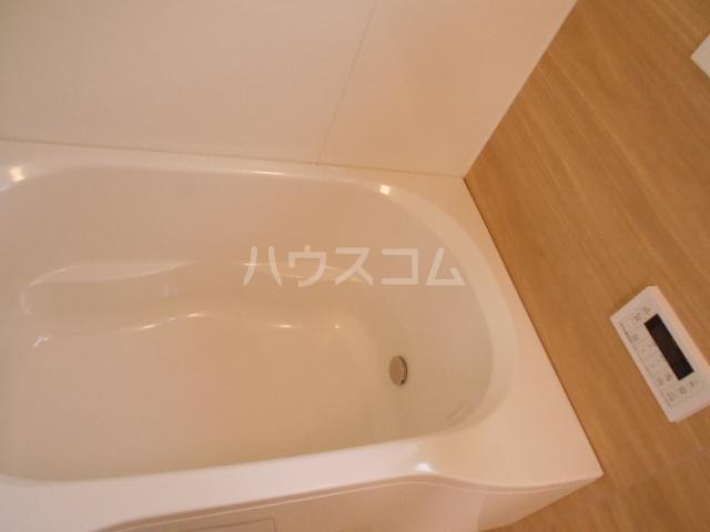 コーポ敬和 201号室の風呂