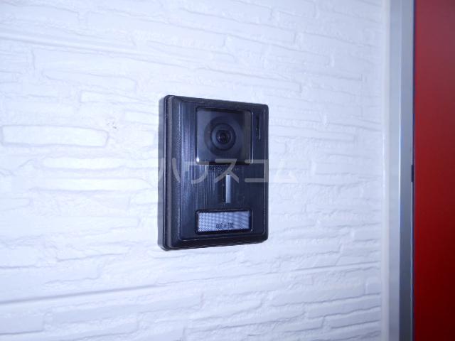メモリエ府中 104号室のセキュリティ