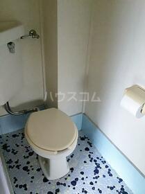 髙野コーポ 103号室のトイレ