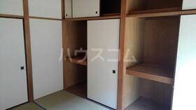 コーポ沢Ⅱ 103号室の収納
