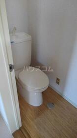 コーポ沢Ⅱ 103号室のトイレ