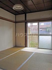 ときわ荘 103号室の居室