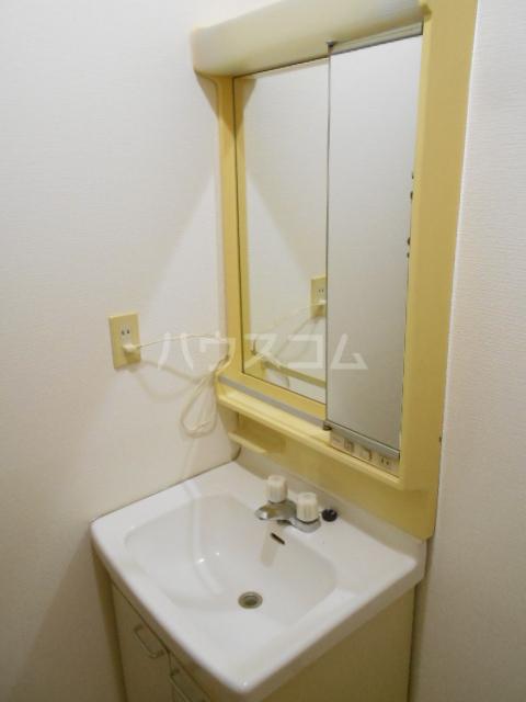 レジデンス田中第二の洗面所