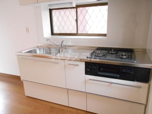緑町2―26貸家のキッチン