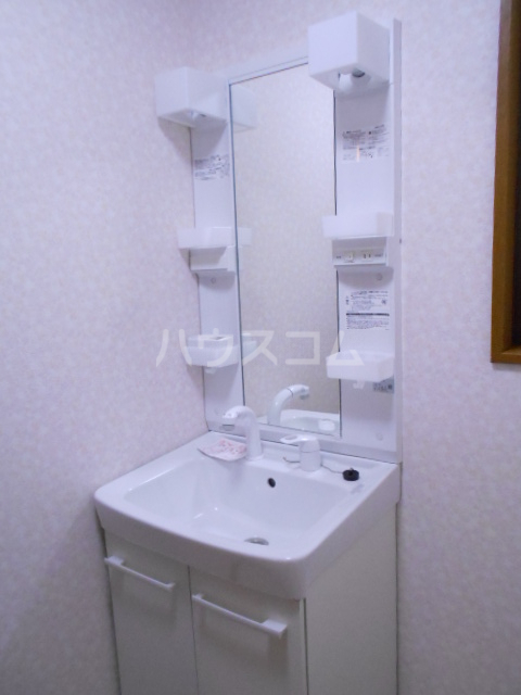 緑町2―26貸家の洗面所